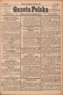 Gazeta Polska: codzienne pismo polsko-katolickie dla wszystkich stanów 1922.07.24 R.26 Nr166