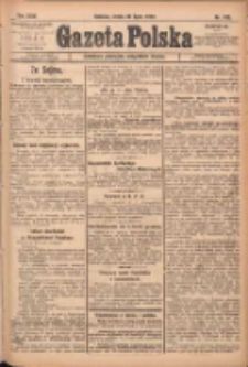Gazeta Polska: codzienne pismo polsko-katolickie dla wszystkich stanów 1922.07.26 R.26 Nr168