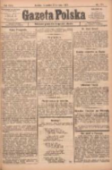 Gazeta Polska: codzienne pismo polsko-katolickie dla wszystkich stanów 1922.08.03 R.26 Nr175