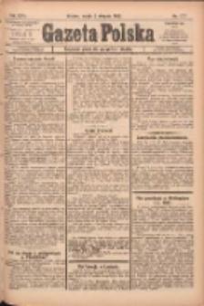 Gazeta Polska: codzienne pismo polsko-katolickie dla wszystkich stanów 1922.08.05 R.26 Nr177