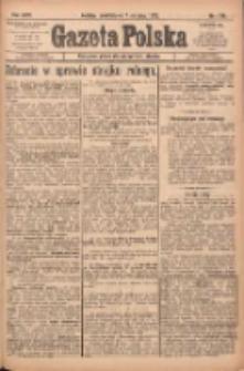 Gazeta Polska: codzienne pismo polsko-katolickie dla wszystkich stanów 1922.08.07 R.26 Nr178