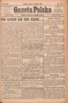Gazeta Polska: codzienne pismo polsko-katolickie dla wszystkich stanów 1922.08.08 R.26 Nr179