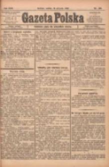 Gazeta Polska: codzienne pismo polsko-katolickie dla wszystkich stanów 1922.08.19 R.26 Nr188