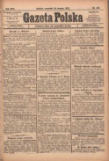 Gazeta Polska: codzienne pismo polsko-katolickie dla wszystkich stanów 1922.08.24 R.26 Nr192