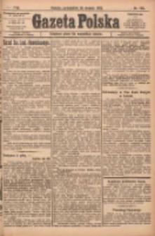 Gazeta Polska: codzienne pismo polsko-katolickie dla wszystkich stanów 1922.08.28 R.26 Nr195