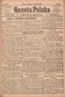 Gazeta Polska: codzienne pismo polsko-katolickie dla wszystkich stanów 1922.09.07 R.26 Nr204