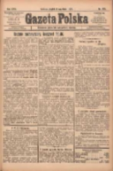 Gazeta Polska: codzienne pismo polsko-katolickie dla wszystkich stanów 1922.09.08 R.26 Nr205