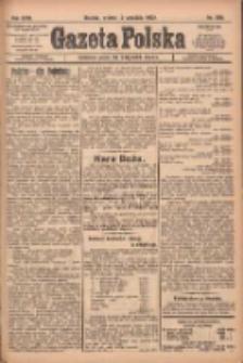 Gazeta Polska: codzienne pismo polsko-katolickie dla wszystkich stanów 1922.09.12 R.26 Nr208