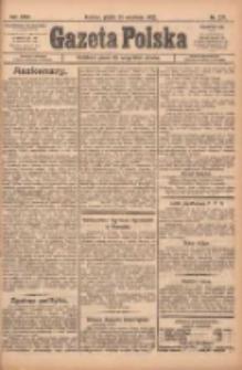 Gazeta Polska: codzienne pismo polsko-katolickie dla wszystkich stanów 1922.09.15 R.26 Nr211