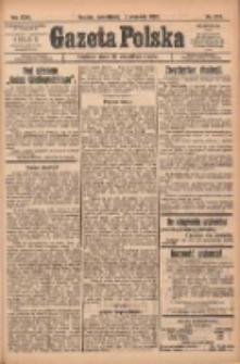 Gazeta Polska: codzienne pismo polsko-katolickie dla wszystkich stanów 1922.09.18 R.26 Nr213