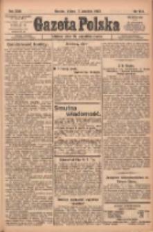 Gazeta Polska: codzienne pismo polsko-katolickie dla wszystkich stanów 1922.09.19 R.26 Nr214