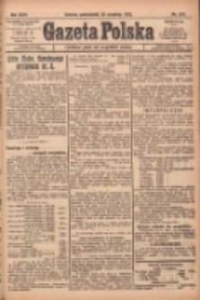 Gazeta Polska: codzienne pismo polsko-katolickie dla wszystkich stanów 1922.09.25 R.26 Nr219