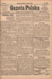 Gazeta Polska: codzienne pismo polsko-katolickie dla wszystkich stanów 1922.09.29 R.26 Nr223