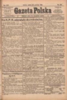 Gazeta Polska: codzienne pismo polsko-katolickie dla wszystkich stanów 1922.09.30 R.26 Nr224