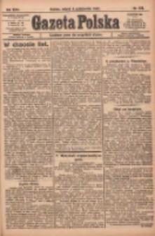 Gazeta Polska: codzienne pismo polsko-katolickie dla wszystkich stanów 1922.10.03 R.26 Nr226