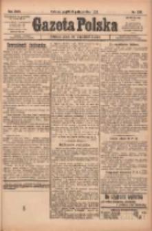 Gazeta Polska: codzienne pismo polsko-katolickie dla wszystkich stanów 1922.10.06 R.26 Nr229
