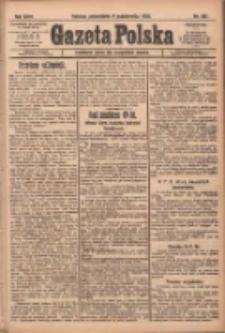 Gazeta Polska: codzienne pismo polsko-katolickie dla wszystkich stanów 1922.10.09 R.26 Nr231