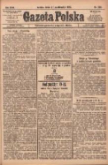 Gazeta Polska: codzienne pismo polsko-katolickie dla wszystkich stanów 1922.10.11 R.26 Nr233