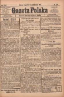 Gazeta Polska: codzienne pismo polsko-katolickie dla wszystkich stanów 1922.10.12 R.26 Nr234