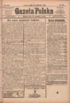 Gazeta Polska: codzienne pismo polsko-katolickie dla wszystkich stanów 1922.10.13 R.26 Nr235