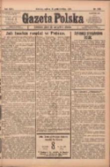 Gazeta Polska: codzienne pismo polsko-katolickie dla wszystkich stanów 1922.10.14 R.26 Nr236