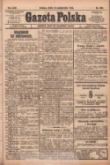 Gazeta Polska: codzienne pismo polsko-katolickie dla wszystkich stanów 1922.10.18 R.26 Nr239