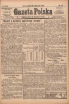 Gazeta Polska: codzienne pismo polsko-katolickie dla wszystkich stanów 1922.10.20 R.26 Nr241