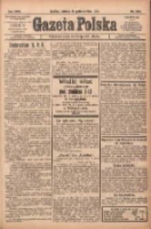 Gazeta Polska: codzienne pismo polsko-katolickie dla wszystkich stanów 1922.10.24 R.26 Nr244