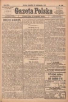 Gazeta Polska: codzienne pismo polsko-katolickie dla wszystkich stanów 1922.10.26 R.26 Nr246