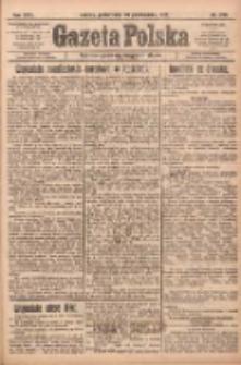 Gazeta Polska: codzienne pismo polsko-katolickie dla wszystkich stanów 1922.10.30 R.26 Nr249