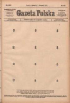 Gazeta Polska: codzienne pismo polsko-katolickie dla wszystkich stanów 1922.11.02 R.26 Nr251