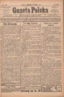 Gazeta Polska: codzienne pismo polsko-katolickie dla wszystkich stanów 1922.11.09 R.26 Nr257