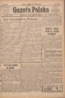 Gazeta Polska: codzienne pismo polsko-katolickie dla wszystkich stanów 1922.11.10 R.26 Nr258