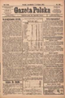 Gazeta Polska: codzienne pismo polsko-katolickie dla wszystkich stanów 1922.11.13 R.26 Nr260