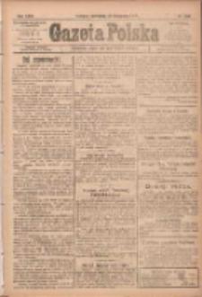 Gazeta Polska: codzienne pismo polsko-katolickie dla wszystkich stanów 1922.11.16 R.26 Nr263