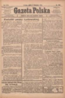 Gazeta Polska: codzienne pismo polsko-katolickie dla wszystkich stanów 1922.11.17 R.26 Nr264