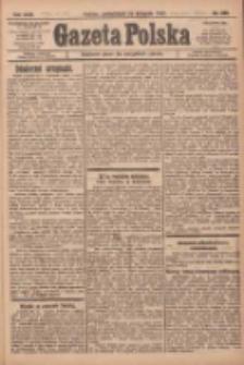 Gazeta Polska: codzienne pismo polsko-katolickie dla wszystkich stanów 1922.11.20 R.26 Nr266