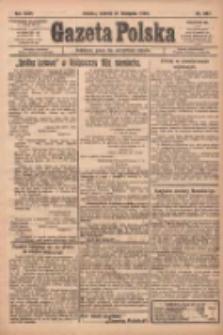 Gazeta Polska: codzienne pismo polsko-katolickie dla wszystkich stanów 1922.11.21 R.26 Nr267