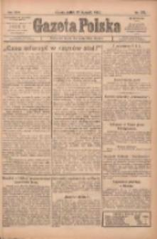 Gazeta Polska: codzienne pismo polsko-katolickie dla wszystkich stanów 1922.11.24 R.26 Nr270