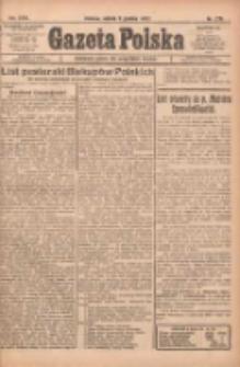 Gazeta Polska: codzienne pismo polsko-katolickie dla wszystkich stanów 1922.12.02 R.26 Nr276