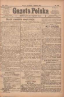 Gazeta Polska: codzienne pismo polsko-katolickie dla wszystkich stanów 1922.12.07 R.26 Nr280