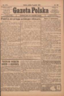Gazeta Polska: codzienne pismo polsko-katolickie dla wszystkich stanów 1922.12.09 R.26 Nr281