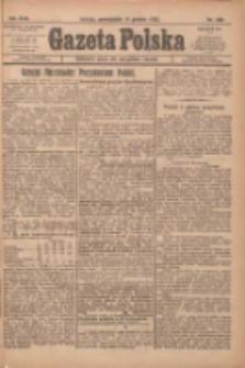 Gazeta Polska: codzienne pismo polsko-katolickie dla wszystkich stanów 1922.12.11 R.26 Nr282