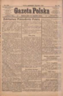 Gazeta Polska: codzienne pismo polsko-katolickie dla wszystkich stanów 1922.12.18 R.26 Nr288