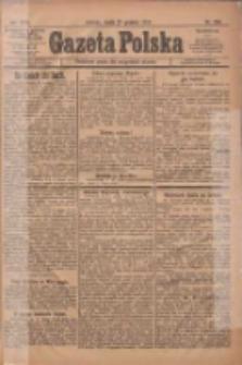 Gazeta Polska: codzienne pismo polsko-katolickie dla wszystkich stanów 1922.12.27 R.26 Nr294