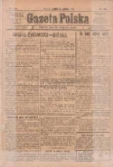 Gazeta Polska: codzienne pismo polsko-katolickie dla wszystkich stanów 1922.12.29 R.26 Nr296
