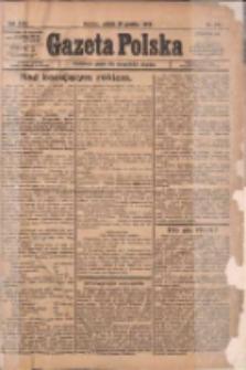 Gazeta Polska: codzienne pismo polsko-katolickie dla wszystkich stanów 1922.12.30 R.26 Nr297