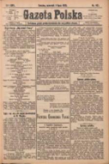 Gazeta Polska: codzienne pismo polsko-katolickie dla wszystkich stanów 1920.07.01 R.24 Nr147
