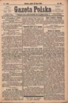 Gazeta Polska: codzienne pismo polsko-katolickie dla wszystkich stanów 1920.07.30 R.24 Nr172
