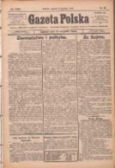 Gazeta Polska: codzienne pismo polsko-katolickie dla wszystkich stanów 1924.04.08 R.28 Nr83